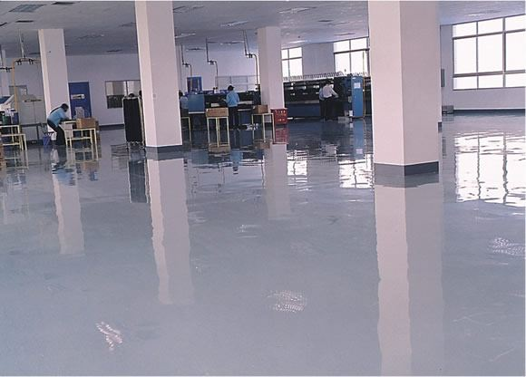乙烯基脂玻璃钢重防腐地坪