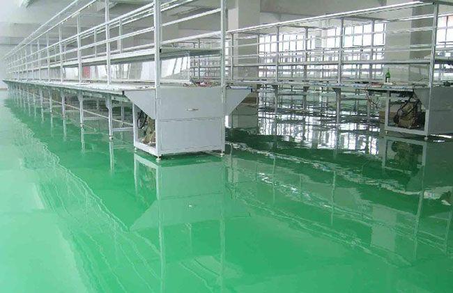 乙烯基脂玻璃�重防腐地坪
