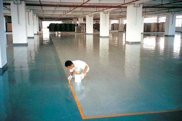 混凝土滲透劑地坪