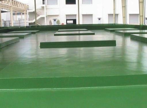 乙烯基重防腐地坪涂裝系統